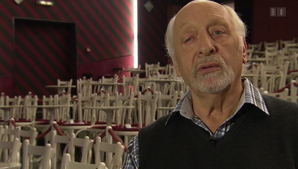 Karl Dall: Ein Opa auf Schweizertour