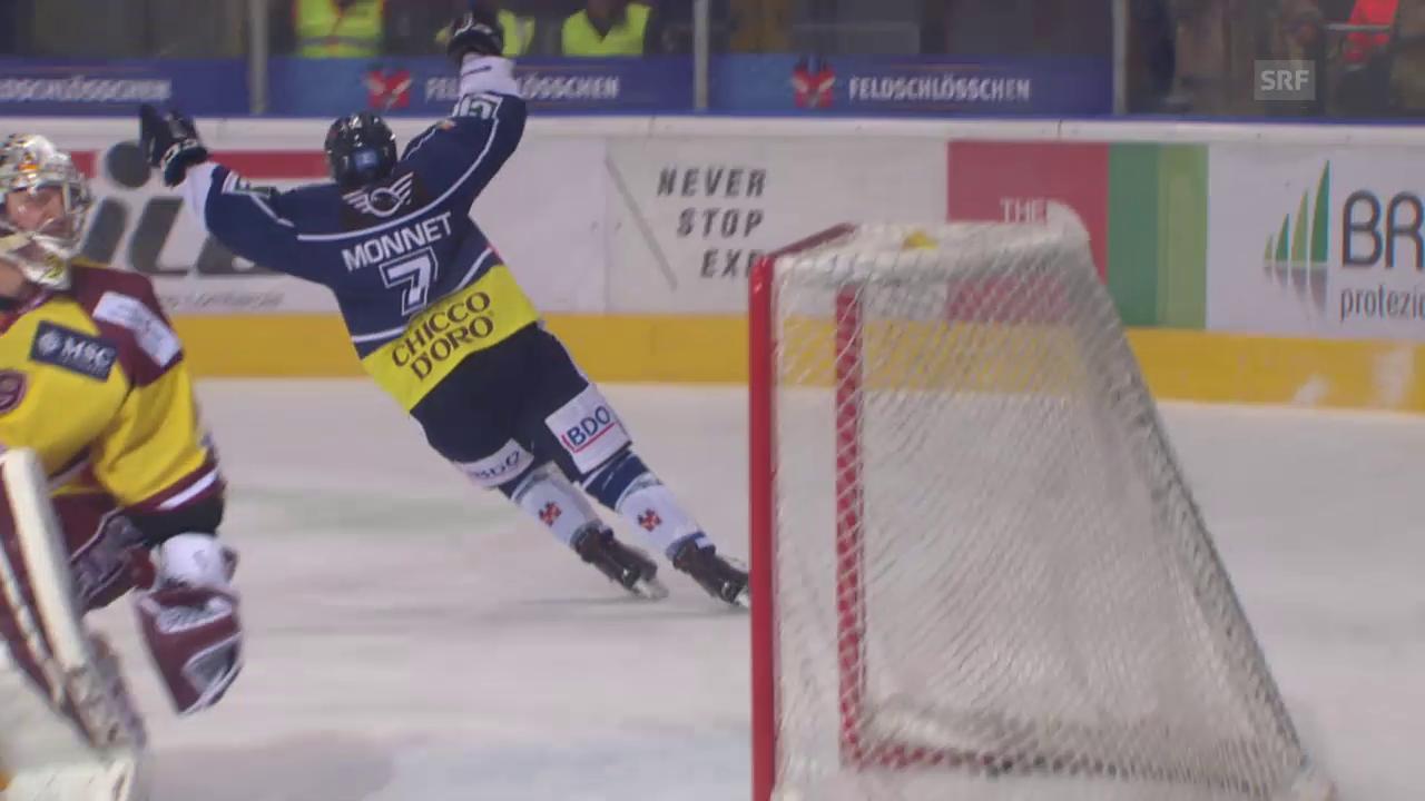 Eishockey: NLA Runde 13., Ambri - Genf