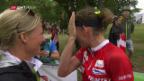 Video «Schweizer Orientierungsläufer auch auf der Langdistanz stark» abspielen