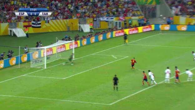 Video «Torres' verschossener Elfmeter» abspielen