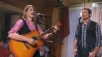 Video «Musikalische Gäste: Sepp Amstutz und Rita Barmettler» abspielen