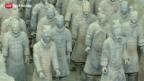 Video «Chinesische Terrakotta-Armee zu Gast in Bern» abspielen