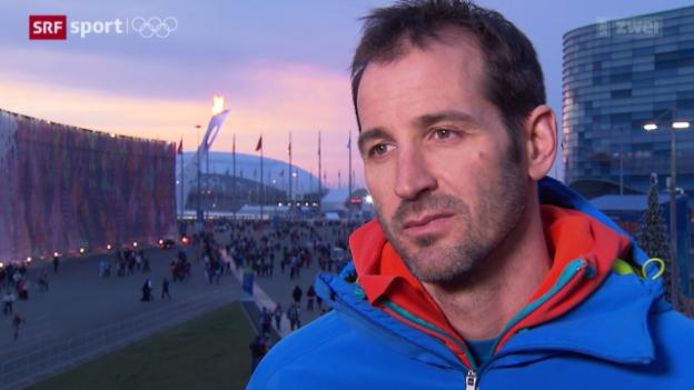 Video «Langlauf: Experte Adriano Iseppi vor Colognas letztem Auftritt» abspielen