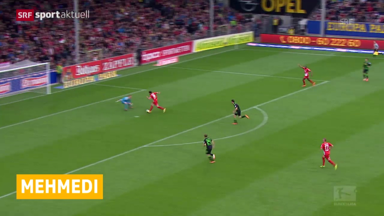 Fussball: News aus der Bundesliga («sportaktuell»)