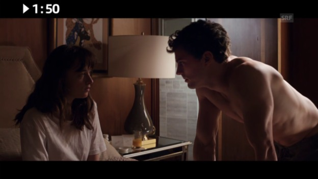 Video «Keine 3 Minuten: «Fifty Shades of Grey»» abspielen