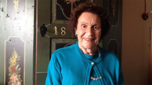 Volkskundlerin Elisabeth Pfluger erzählt die Geschichte zum Rigilied
