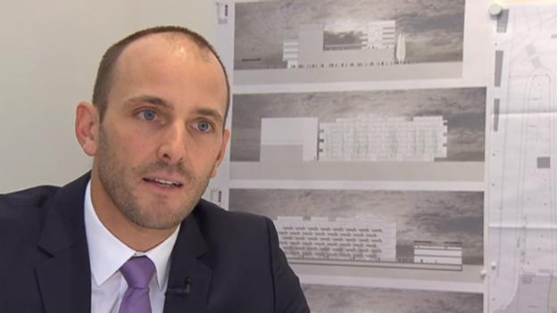 Video «Philippe Frei über Immobilien in Zürcher Aussenbezirken» abspielen