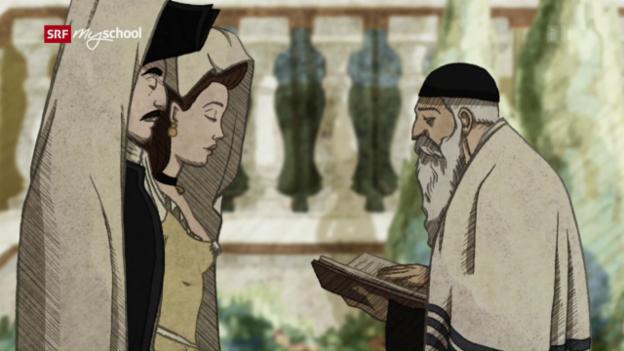 Video «Juden & Muslime. So nah. Und doch so fern! (3/4)» abspielen