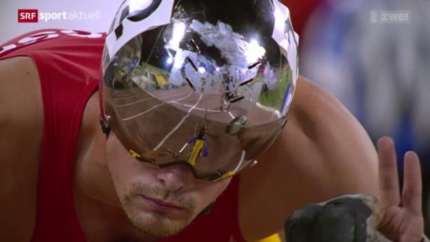 Video «Leichtathletik: Paralympics-WM in Katar» abspielen