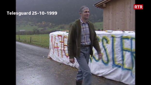 Laschar ir video «Hansjörg Hassler – 16 onns cusseglier naziunal»