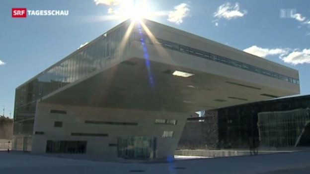 Video «Marseille: Kulturhauptstadt Europas» abspielen