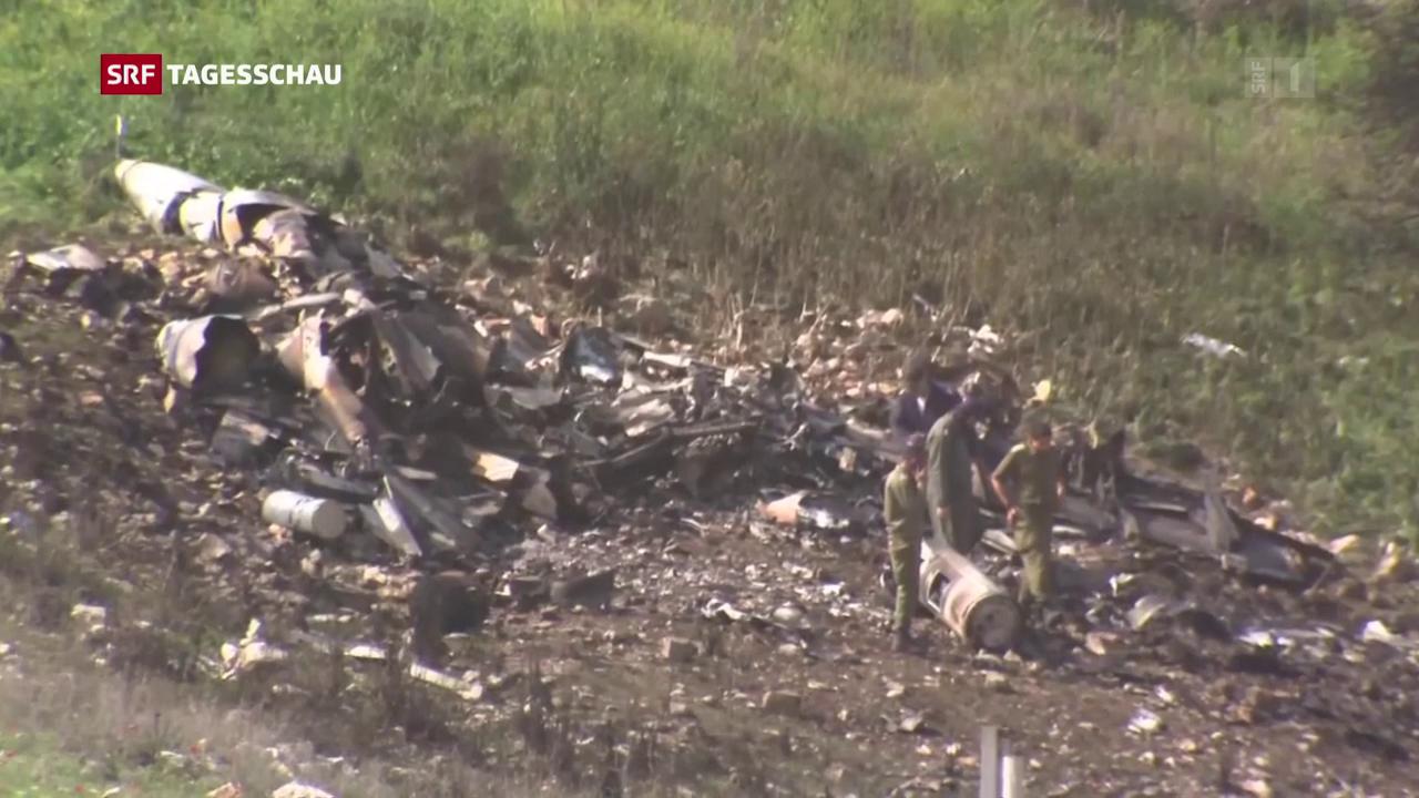 Israelischer Kampfjet abgestürzt