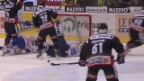 Video «Eishockey: 1. Playoff-Halbfinal Freiburg - Kloten, Highlights» abspielen