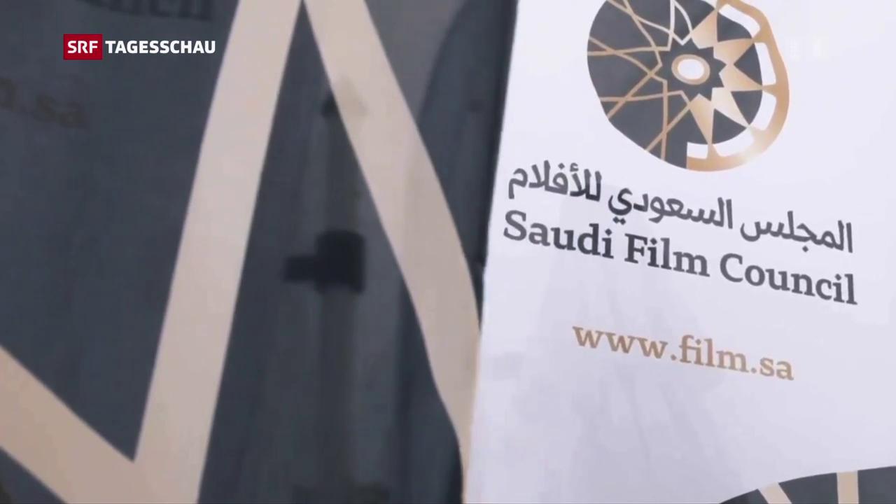 Saudi-Arabien in Cannes
