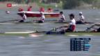 Video «Leichtgewichts-Vierer verteidigt EM-Titel» abspielen