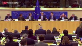 Video «Ja zur Verlängerung der Griechenland-Hilfe» abspielen