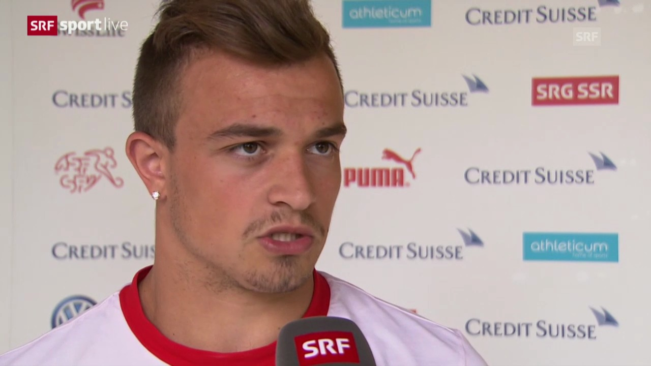 Interview mit Xherdan Shaqiri