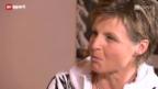 Video «Skilegende Erika Hess blickt zurück» abspielen