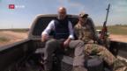 Video «Ausländische Kämpfer im Einsatz für die Kurden» abspielen