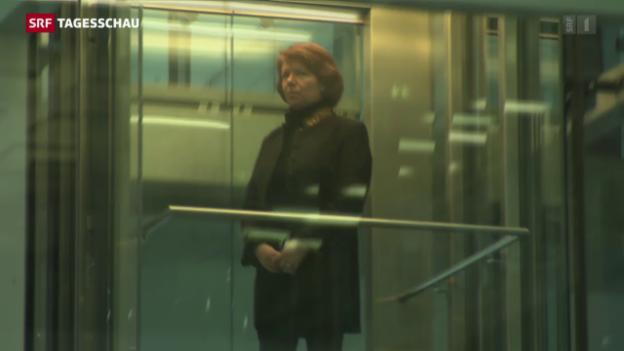 Video «Wenige Frauen in Schweizer Chefetagen» abspielen