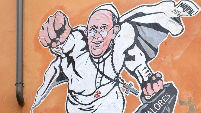 Franziskus lockt mehr Pilger an als Benedikt XVI.