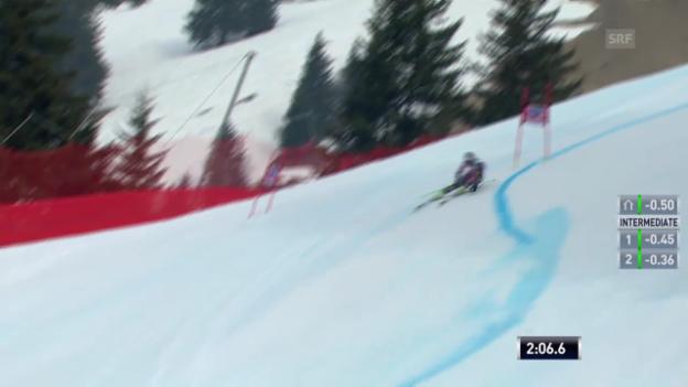 Video «Ski: Riesenslalom Lenzerheide, Der 2. Lauf von Ligety («sportlive», 15.03.2014)» abspielen