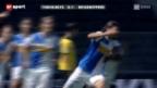 Video «Fussball: Young Boys - Grasshoppers» abspielen
