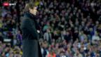 Video «Fussball: Vilanova tritt zurück» abspielen