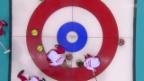 Video «Curling: Die unnötige Niederlage der Schweizer Curling-Männer» abspielen