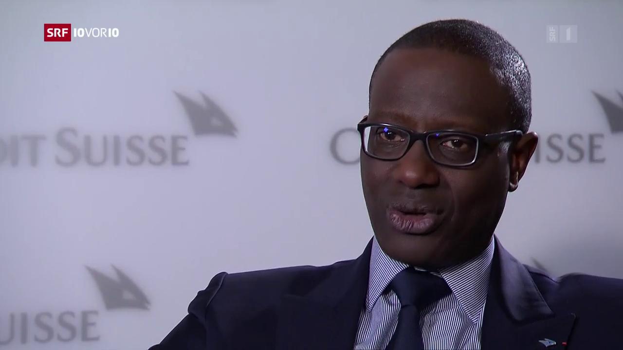 Entschlackung des mittleren Managements bei der Credit Suisse
