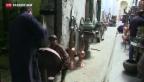 Video «Libyen kommt nicht auf Touren» abspielen