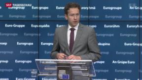 Video «Hilfsprogramm für Griechenland wird beendet» abspielen