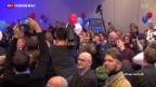 Video «Erfolg für die Rechtspopulisten der AfD» abspielen