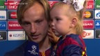Video «Fussball: Barcelonas Triumph in der «Königsklasse»» abspielen