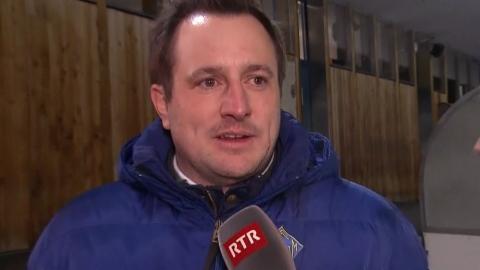 Roberto Clavadätscher davart il nov trenader
