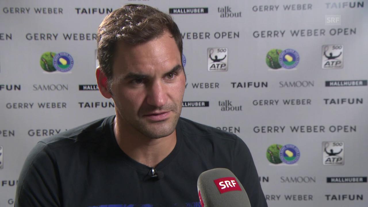 Federer: «Die Winner-Mentalität ist zurück»