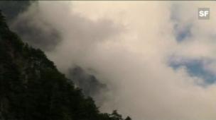 Video «Lochen am Gotthard – Wie die Urner ihre Neat erleiden» abspielen