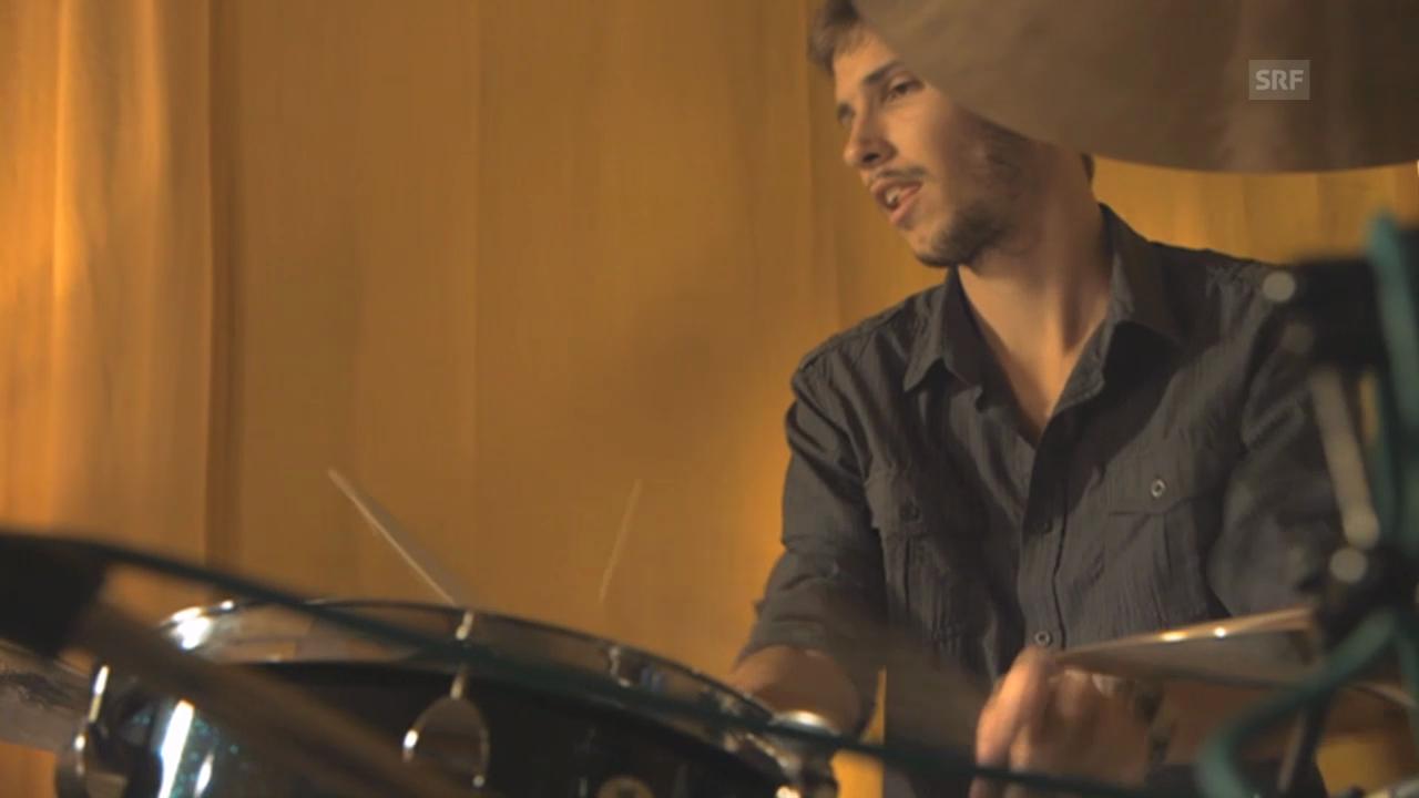 Nathan Stornetta: «Für den Wettbewerb habe ich erstmals Musik für eine Big Band geschrieben»