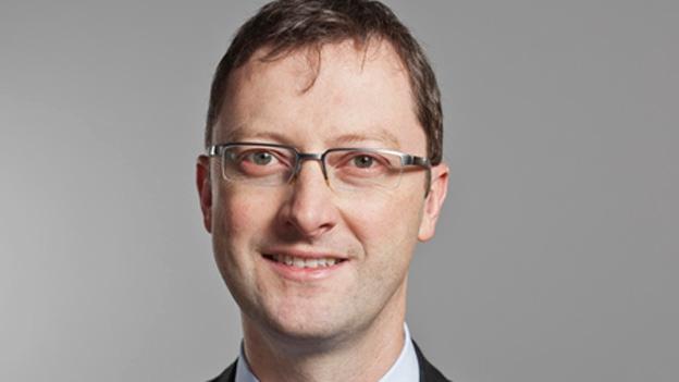 Peter Keller, SVP NW