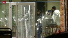 Video «Kopenhagen nach Anschlag unter Schock» abspielen
