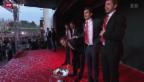 Video «Gefeierte Davis-Cup-Helden» abspielen
