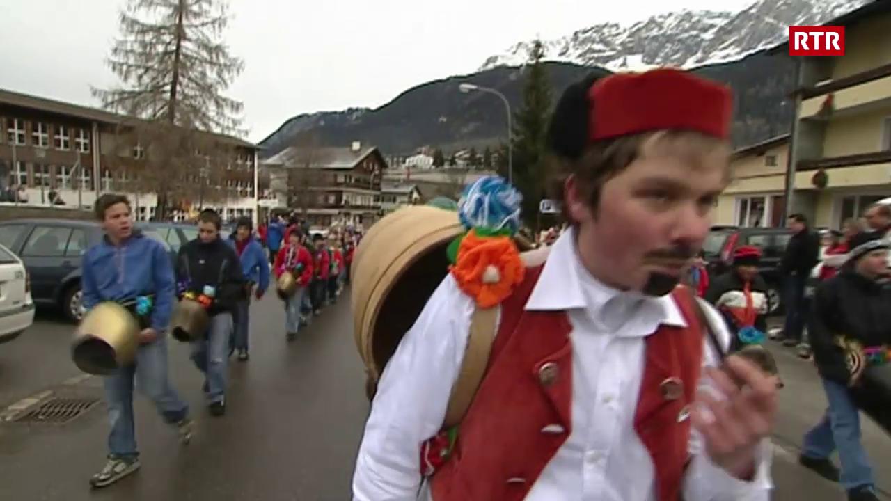 Chalandamarz en il Grischun central