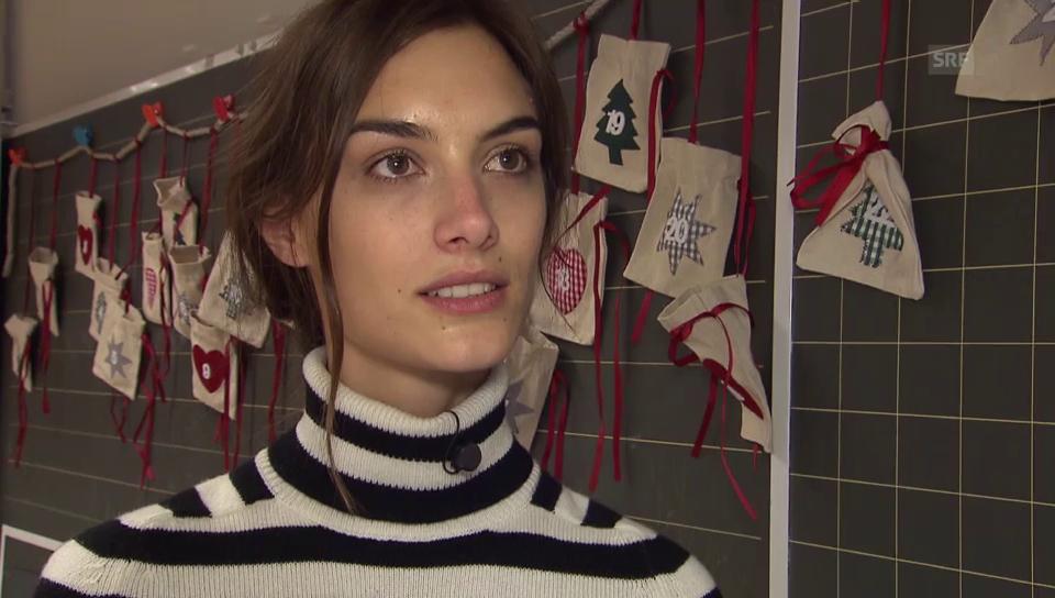 Ronja Furrer über ihr Blumenhaus-Engagement