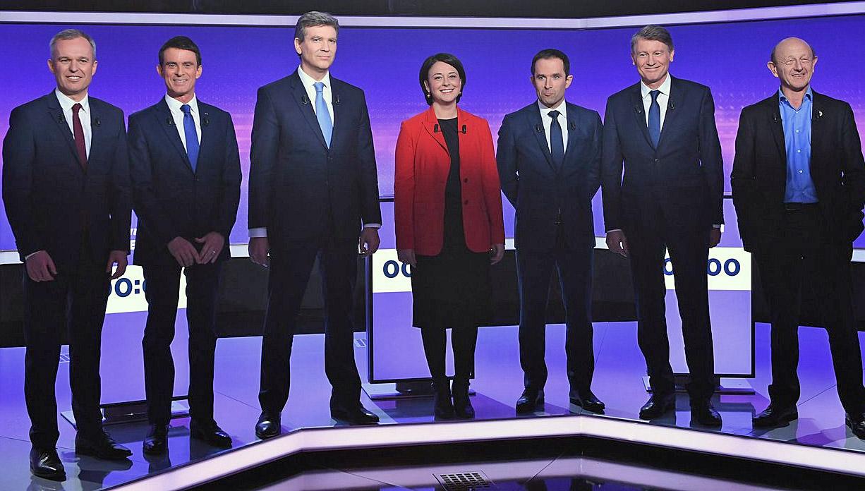 Die französische Linke streitet über Utopien