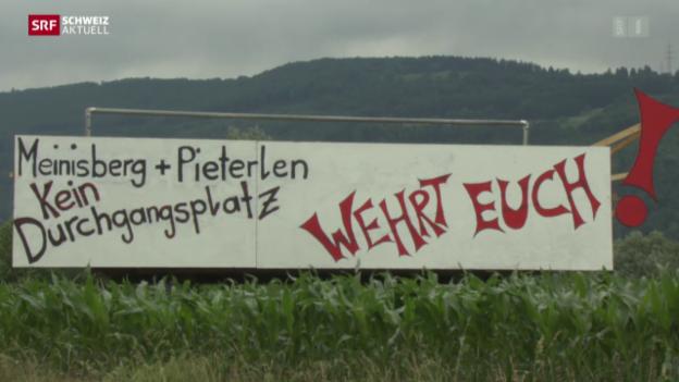 Video «Schweiz aktuell vom 10.06.2015» abspielen