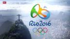 Video «Olympia: Rio de Janeiro ein Jahr vor den Spielen 2016» abspielen