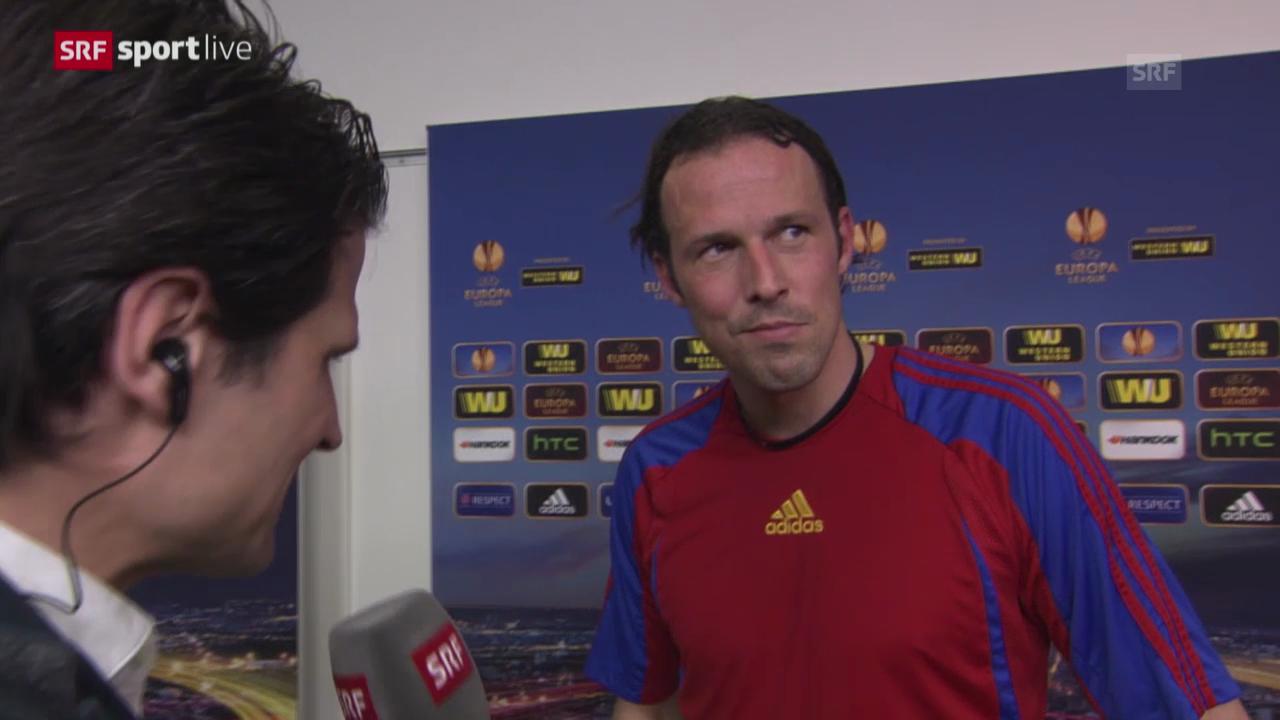 Europa League: Marco Streller («sportlive»)