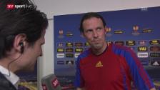Video «Europa League: Marco Streller («sportlive»)» abspielen