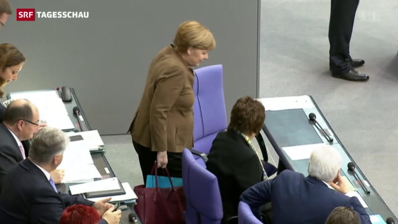 Deutschland verschärft Asylgesetz