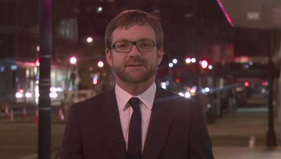 SRF-Korrespondent Düggeli zu den Erfolgen von Trump und Clinton